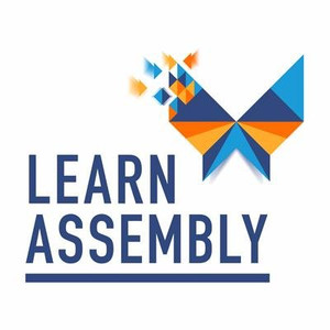 Learn Assembly logo Twitter